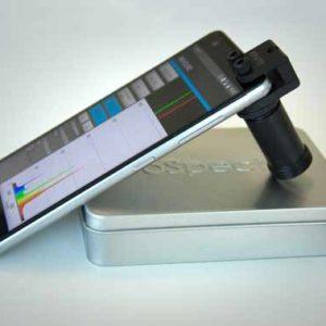Go Spectro, spectromètre pour smartphone, spectromètre portable
